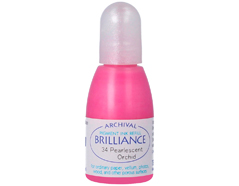 TRB-34 Tinta BRILLIANCE color orquidea efecto nacarado recarga Brilliance