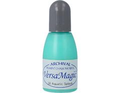 TRG-38 Tinta VERSAMAGIC color rocio acuatico efecto tiza recarga Versamagic