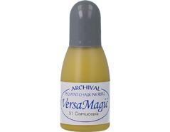 TRG-51 Tinta VERSAMAGIC color amarillo cornucopia efecto tiza recarga Versamagic