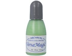 TRG-80 Tinta VERSAMAGIC color aloe vera efecto tiza recarga Versamagic