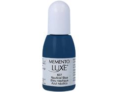 TRL-607 Tinta MEMENTO LUXE color azul nautico recarga opaca Memento luxe