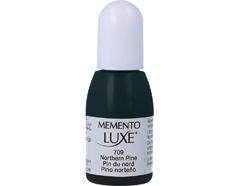 TRL-709 Tinta MEMENTO LUXE color pino norteno opaca recarga Memento luxe