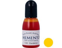 TRM-100 Tinta MEMENTO color diente de leon translucida recarga Memento
