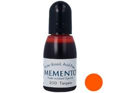 TRM-200 Tinta MEMENTO color tangerina translucida recarga Tsukineko