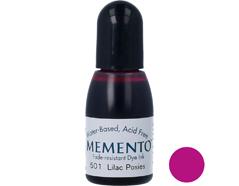 TRM-501 Tinta MEMENTO color ramillete de lilas translucida recarga Memento