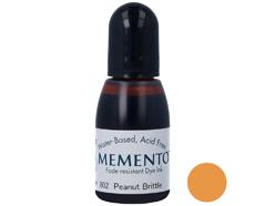 TRM-802 Tinta MEMENTO color crocante de mani translucida recarga Memento