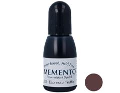 TRM-808 Tinta MEMENTO color trufas de cafe translucida recarga Memento