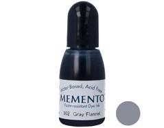 TRM-902 Tinta MEMENTO color franela gris translucida recarga Memento