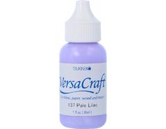 TRVK-137 Tinta VERSACRAFT para textil color lila palido recarga Versacraft