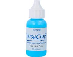 TRVK-139 Tinta VERSACRAFT para textil color azul palido recarga Versacraft