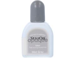 TRZ-181 Tinta STAZON OPAQUE para vidrio y plastico opaca color gris niebla recarga Stazon opaque