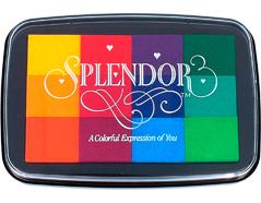 TSPL-10 Tinta SPLENDOR 12 colores circo opaca Splendor