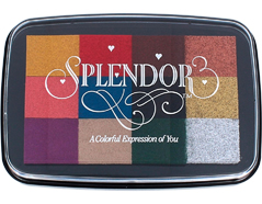 TSPL-11 Tinta SPLENDOR 12 colores antiguo opaca Splendor