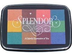 TSPL-13 Tinta SPLENDOR 12 colores neblinoso opaca Splendor