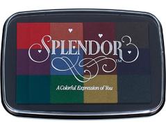 TSPL-14 Tinta SPLENDOR 12 colores magia opaca Splendor
