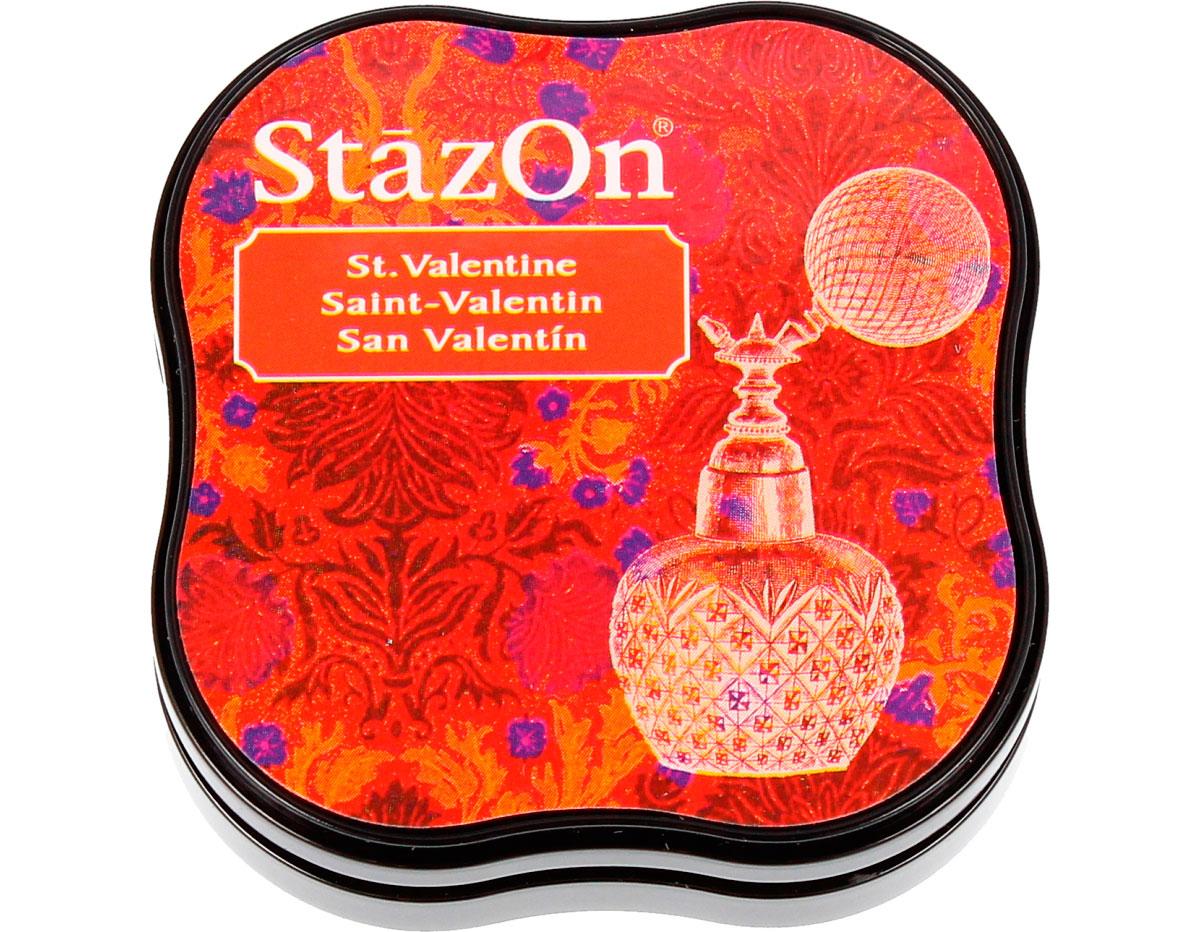 TSZ-MID-24 Tinta STAZON MIDI para vidrio y plastico color San Valentin Tsukineko