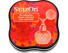 TSZ-MID-24 Tinta STAZON MIDI para vidrio y plastico color San Valentin StazOn Midi