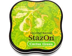 TSZ-MID-52 Tinta STAZON MIDI para vidrio y plastico color verde cactus StazOn Midi