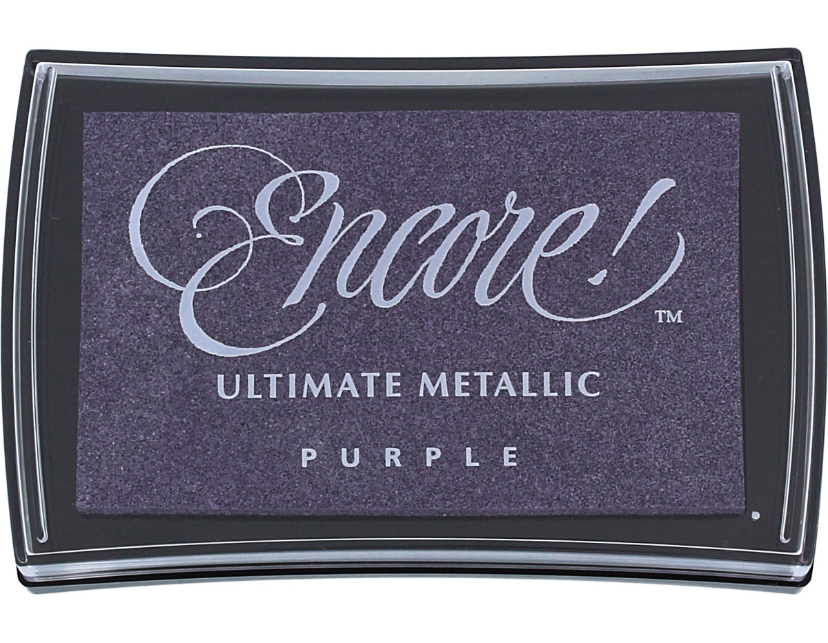 TUM-04 Tinta ENCORE color morado metalica brillante Encore!