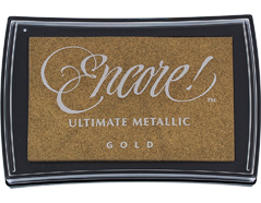 TUM-10 Tinta ENCORE color oro metalica brillante Encore!