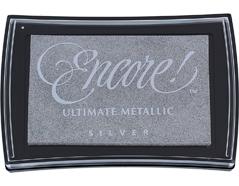 TUM-12 Tinta ENCORE color plata metalica brillante Encore!
