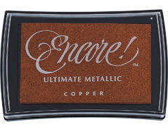 TUM-22 Tinta ENCORE color copper metalica brillante Encore!