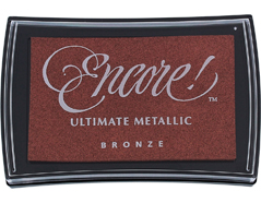TUM-24 Tinta ENCORE color bronce metalica brillante Encore!