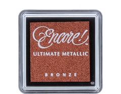 TUS-24 Tinta ENCORE color bronce metalica brillante Tsukineko