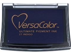 TVC1-27 Tinta VERSACOLOR color indigo opaca Versacolor