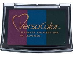 TVC3-302 Tinta VERSACOLOR 3 colores pana opaca Versacolor