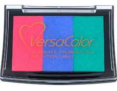 TVC3-303 Tinta VERSACOLOR 3 colores algodon de azucar opaca Versacolor