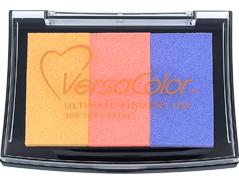 TVC3-308 Tinta VERSACOLOR 3 colores petalos suaves opaca Versacolor