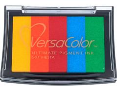 TVC5-501 Tinta VERSACOLOR 5 colores fiesta opaca Versacolor