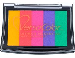 TVC5-502 Tinta VERSACOLOR 5 colores fruta de la pasion opaca Versacolor