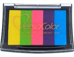 TVC5-504 Tinta VERSACOLOR 5 colores piruleta opaca Versacolor