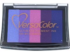 TVC5-507 Tinta VERSACOLOR 5 colores bayas silvestres opaca Versacolor