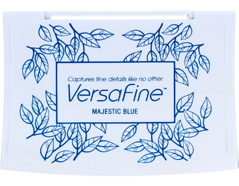 TVF-18 Tinta VERSAFINE color azul senorial colores vintage Versafine