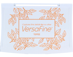 TVF-52 Tinta VERSAFINE color caramelo colores vintage Versafine