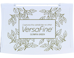 TVF-61 Tinta VERSAFINE color olympia green colores vintage Versafine