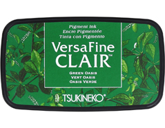 TVF-CLA-501 Tinta VERSAFINE CLAIR color oasis verde Versafine Clair