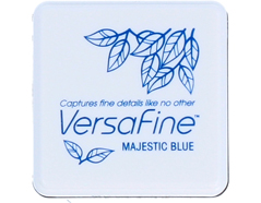 TVFS-18 Tinta VERSAFINE color azul senorial colores vintage Versafine