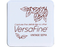 TVFS-54 Tinta VERSAFINE color sepia vintage colores vintage Versafine