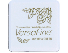 TVFS-61 Tinta VERSAFINE color olympia green colores vintage Versafine