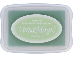 TVG-80 Tinta VERSAMAGIC color aloe vera efecto tiza Versamagic
