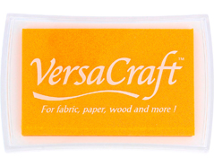 TVK-111 Tinta VERSACRAFT para textil color amarillo limon Versacraft