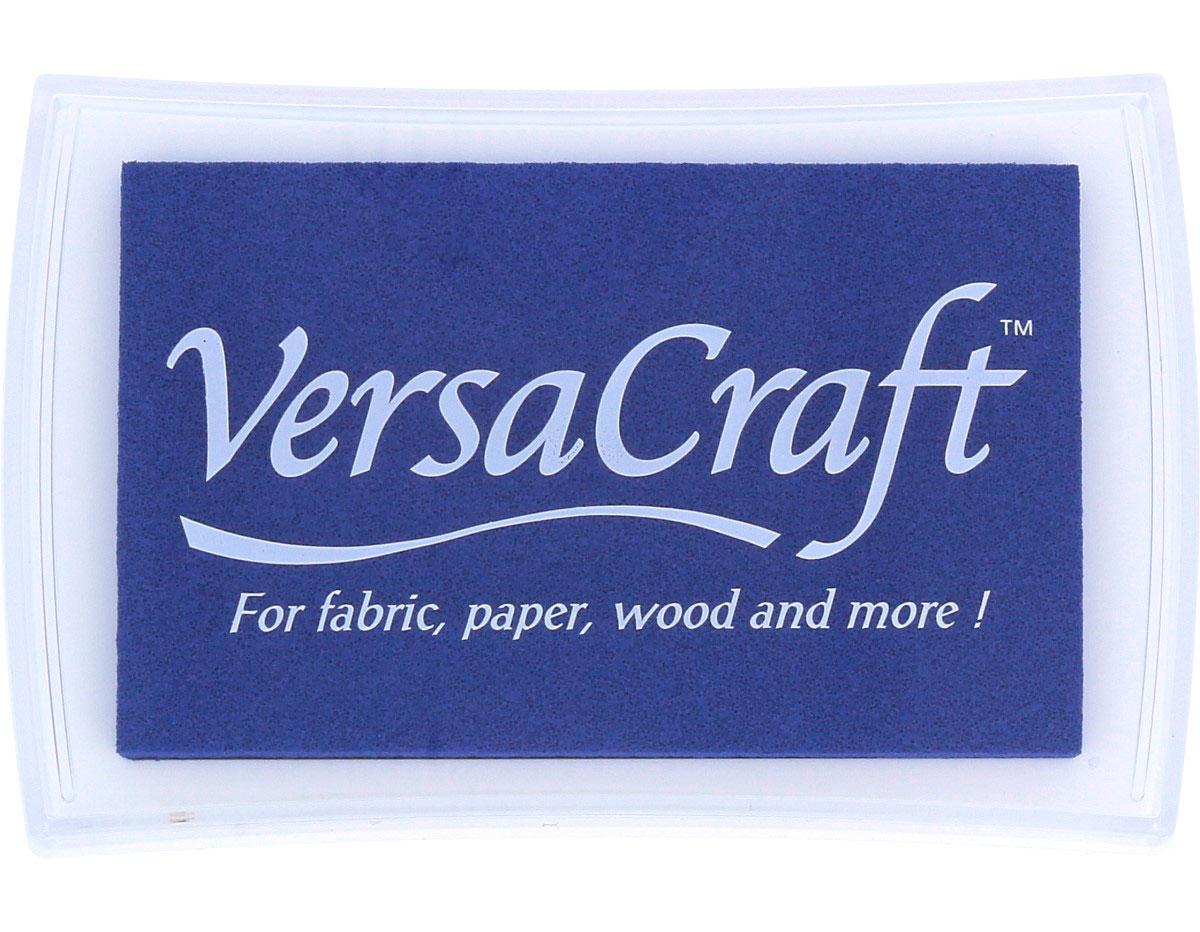 TVK-118 Tinta VERSACRAFT para textil color azul ultramarino Versacraft
