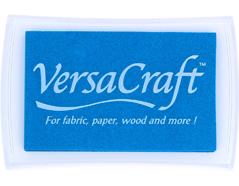 TVK-119 Tinta VERSACRAFT para textil color azul ceruleo Versacraft