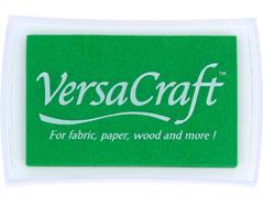 TVK-122 Tinta VERSACRAFT para textil color verde primavera Versacraft
