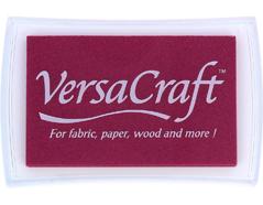 TVK-125 Tinta VERSACRAFT para textil color granate Versacraft
