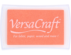 TVK-132 Tinta VERSACRAFT para textil color albaricoque Versacraft